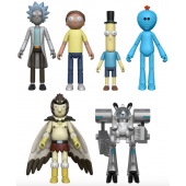 "Funko Rick & Morty 5"" Action Figure Set of 5"